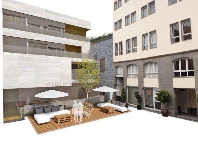 Lounge Bar - Proyecto Gestión Urbanística