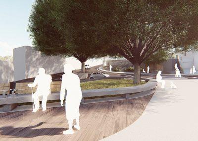 Plazas Santiago del Teide - Proyecto