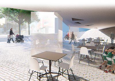 Concurso Plaza Las Ferias